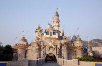 HKDL Castle 5th Anniversary
