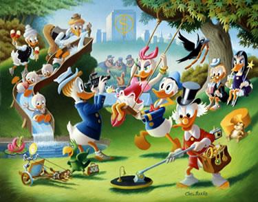 Duck universe