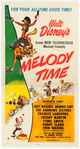 Melody time poster 2020