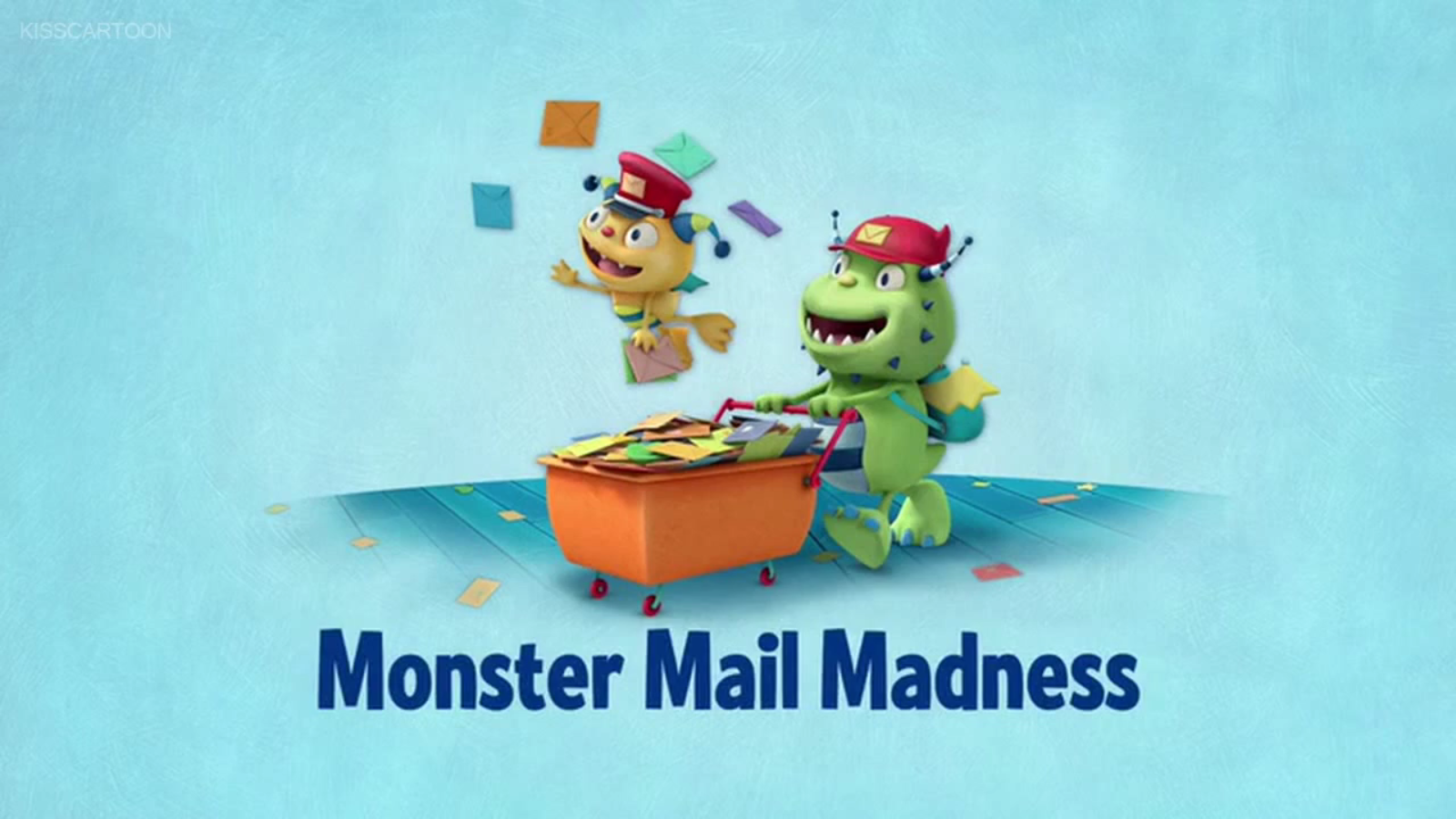 Monster Mail Madness
