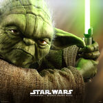 Star Wars Weekends Promo Yoda