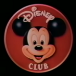 The Disney Club logo