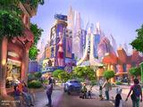 City of Zootopia