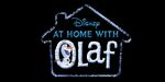 At Home With Olaf logo