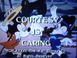 Courtesy is Caring