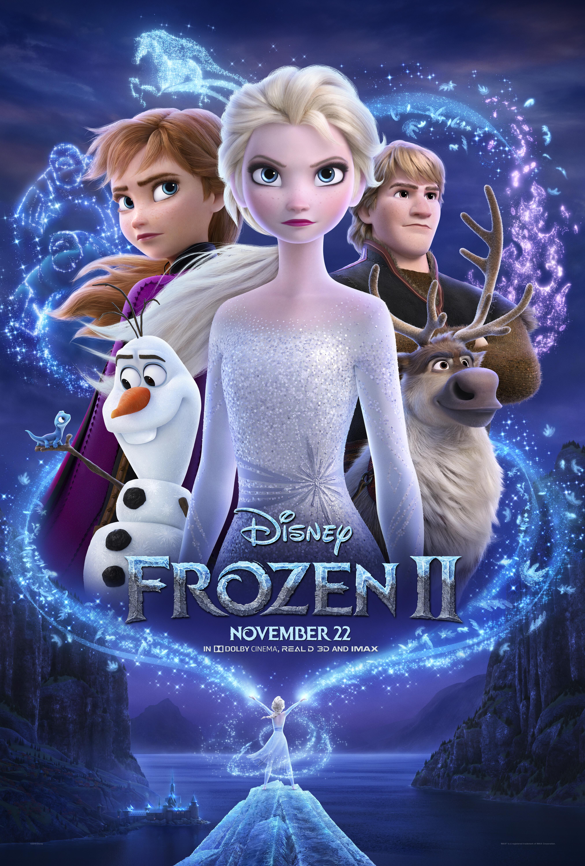 El ambiente en youtube. - Página 6 Frozen_2_Official_Poster