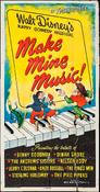 Make mine music poster 2021