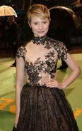 Mia Wasikowska Alice in Wonderland10 premiere