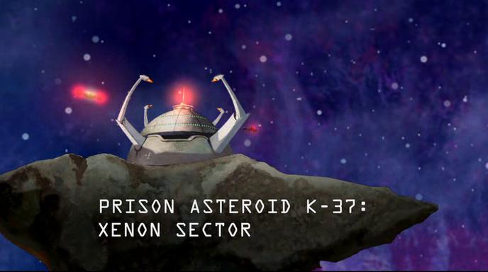 Prison Asteroid K-37