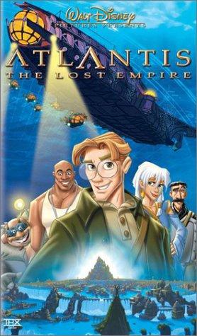 Atlantis: The Lost Empire (video)