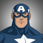 CaptainAmerica AvengersAssemble-headshot