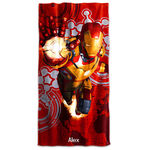 Iron Man 3 Beach Towel - Personalizable