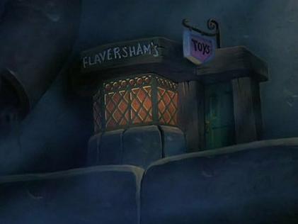 Juguetes Flaversham