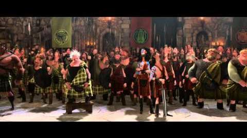MERIDA - LEGENDE DER HIGHLANDS - Filmclip - Die Vorstellung der Kandidaten