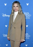 Michelle Pfeiffer D23 Expo19