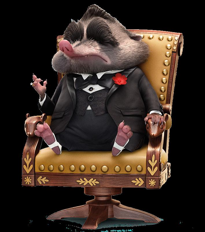 Mr. Big (Zootopia)