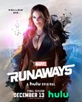 Runaways - Season 3 - Morgan le Fay