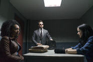 The Defenders - 1x02 - Mean Right Hook - Photography - Interrogation