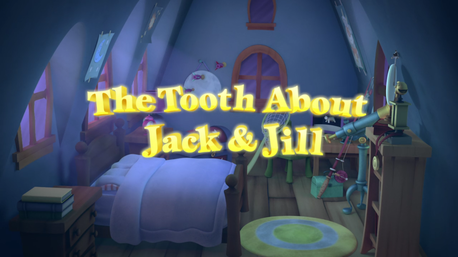 The Tooth About Jack and Jill