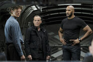 Agents of S.H.I.E.L.D. - 7x10 - Stolen - Photography - Gordon, Coulson and Mack