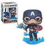 Captain America with Mjolnir POP