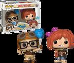 Carl and Ellie POP 2-Pack