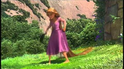 Disney - Tangled - When Will My Life Begin? Reprise (Turkish)
