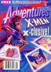 Disney adventures magazine cover february 1995 x men