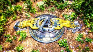 Marvel Land DCA