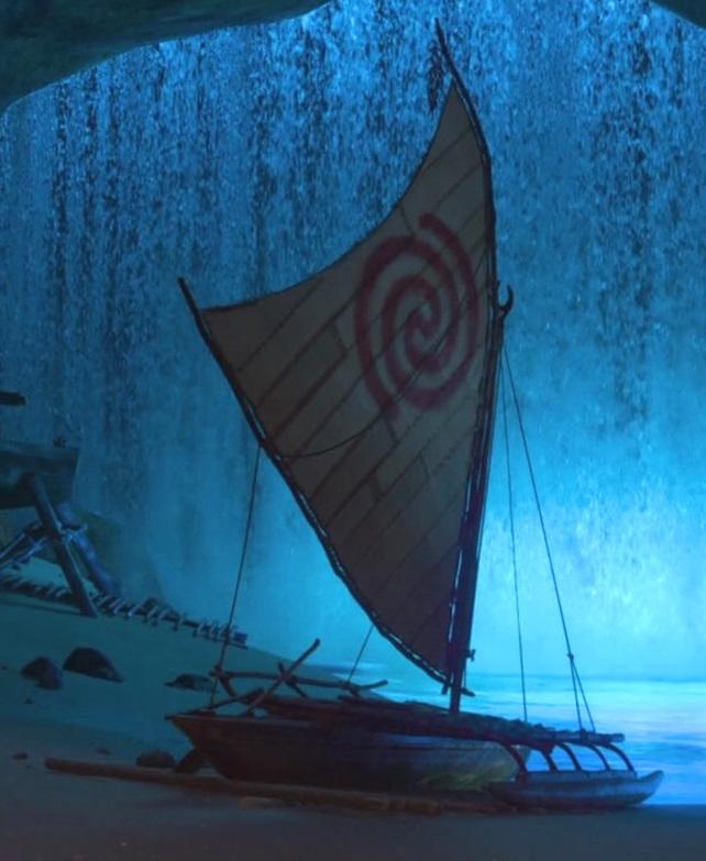 Barco da Moana
