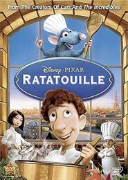 Ratatouille DVD cover