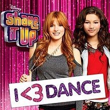 Shake It Up: I Love to Dance