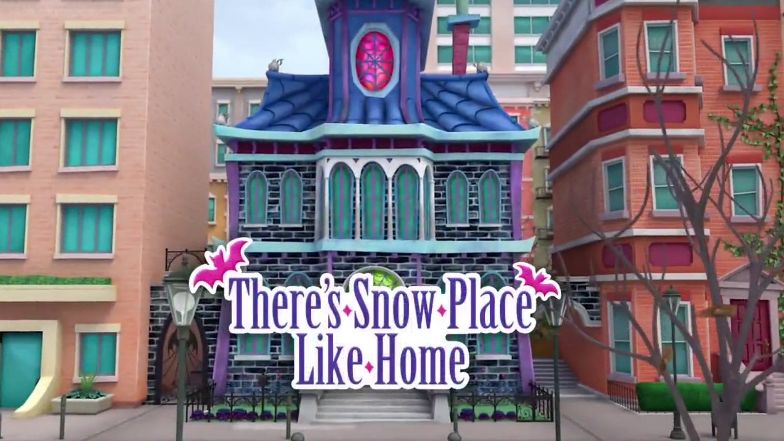 There's Snow Place Like Home (Vampirina)