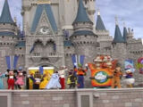 Cinderella's Surprise Celebration