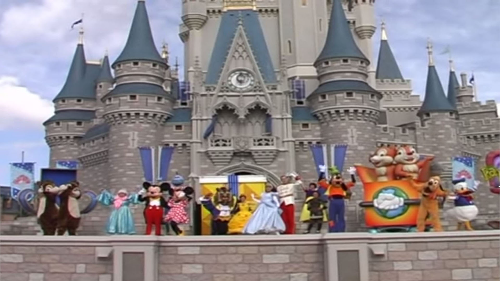 Cinderella's Surprise Celebration