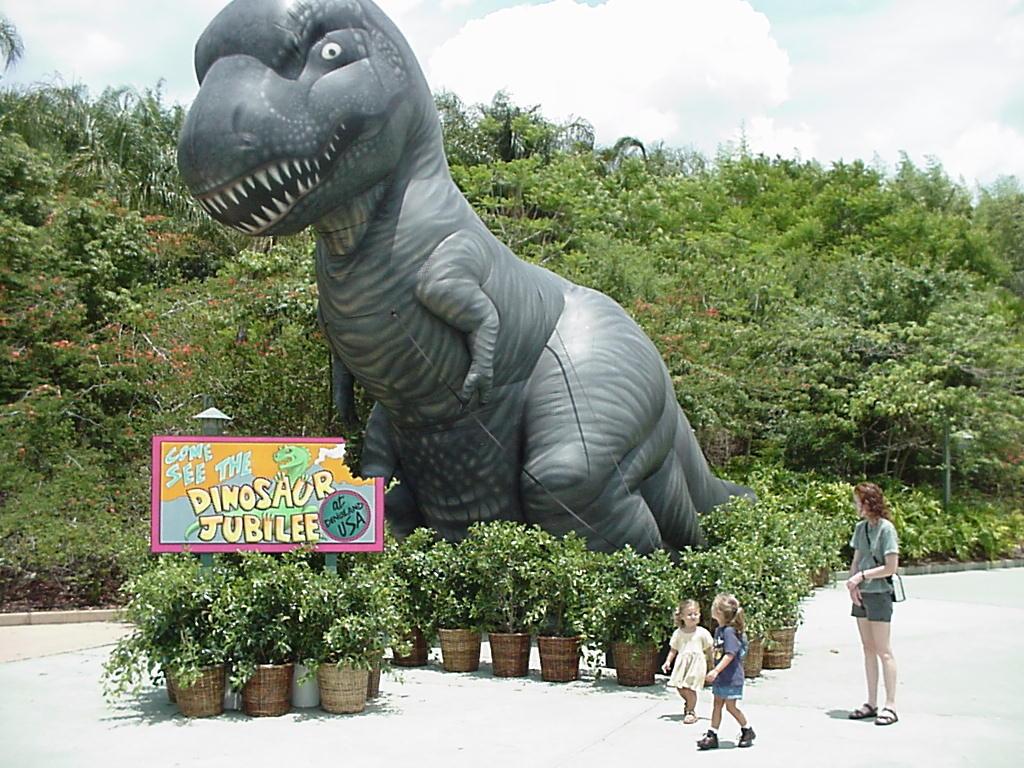Dinosaur Jubilee