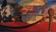 Goof Troop - Spoonerville Movie Theater - Interior Lobby 1