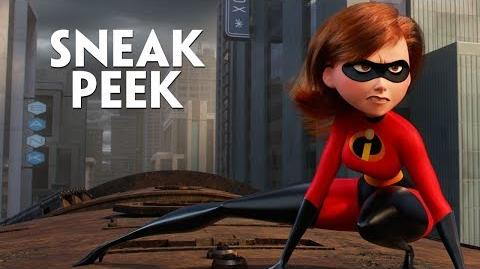 Incredibles 2 - Sneak Peek