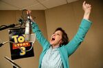 Joan Cusack Toy Story 3 Behind the Scenes