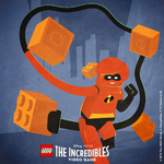 LEGO Incredibles - Elastigirl promo