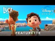 Luca - Portorosso - Featurette Oficial Legendado - Disney+