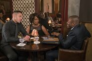 Luke Cage - 2x01 - Soul Brother 1 - Photography - Shades, Mariah and Piranha Meeting
