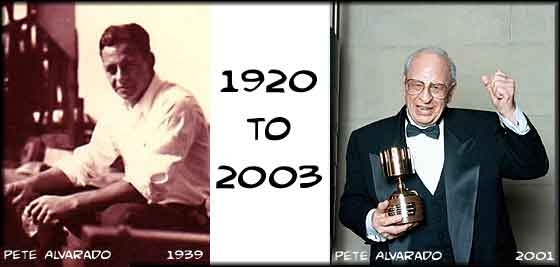 Pete Alvarado