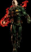 Strucker Avengers Aliance 2 Render