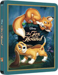 The Fox and the Hound Steelbook