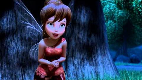 Tinker Bell e o Monstro da Terra do Nunca em breve nos Cinemas