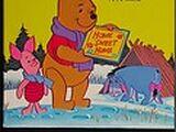 Winnie the Pooh and Eeyore's House