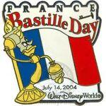 Bastille Day Pin