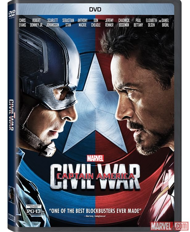 Captain America: Civil War (video)