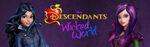 Descendants - Wicked World Banner 2